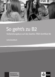So geht's zu B2 Lerarenboek