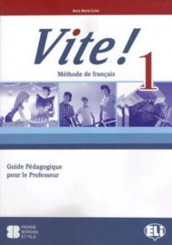Vite! 1 Teacher's Guide + 2 Class Audio CDs + 1  Test CD
