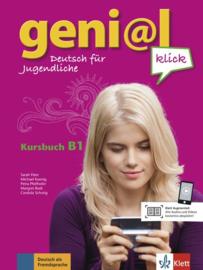 geni@l klick B1 Studentenboek met 2 Audio-CDs