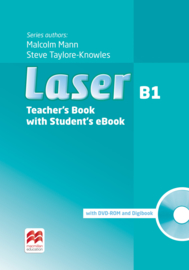 Laser 3rd edition Laser B1 Teacher's Book + eBook Pack