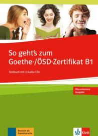 So geht's noch besser bij het Goethe-/ÖSD-Zertifikat B1 Testboek + 3 Audio-CDs