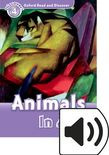 Oxford Read And Discover Level 4 Animals In Art Audio