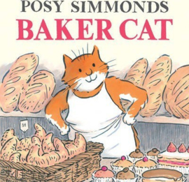 Baker Cat (Posy Simmonds) Paperback / softback