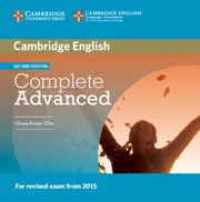 Complete Advanced Second edition Class Audio CDs (3)