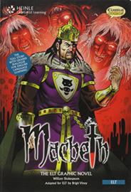 Comics: Macbeth Book With Audio Cd(x1)