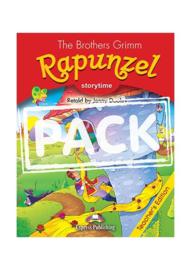Rapunzel Teacher's Book With Cross-platform Application