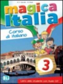 Magica Italia 3 Student's Book + Song Audio Cd