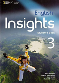 English Insights 3 Students Book