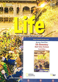 Life Elementary Student's Book + App Code + Online Workbook 2e