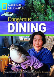 Footprint Reading Library 1300: Dangerous Dining with Multi-rom (x1)
