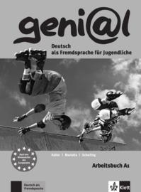 geni@l A1 Werkboek met Audio-CD