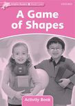 Dolphin Readers Starter Level A Game Of Shapes Activity Book