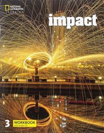 Impact 3 Workbook + Wb Audio Cd