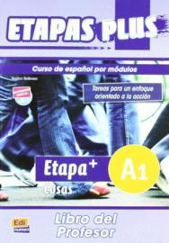 Etapas Plus Acceso A1 - Libro del profesor