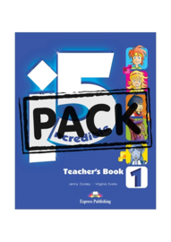 Incredible 5 1 Teacher's Book With Posters (international)