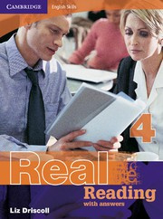 Cambridge English Skills: Real Reading Level4 Book with answers