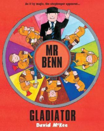 Mr Benn - Gladiator (David McKee) Paperback / softback
