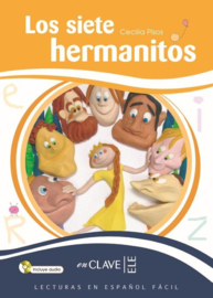 Los siete hermanitos  + audio-cd