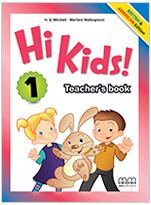 Hi Kids 1 T.b. British & American Edition