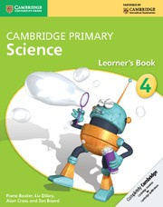 Cambridge Primary Science Stage4 Learner's Book