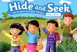 Hide And Seek Level 1 Pupils Book