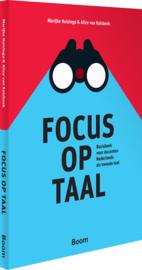 Focus op taal Basisboek voor docenten Nederlands als tweede taal