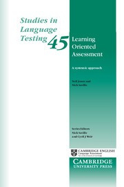 Learning Oriented Assessment Paperback