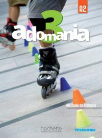 Adomania 3 A2 - Méthode de français
