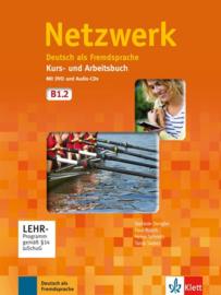 Netzwerk B1 Studentenboek en Werkboek met DVD en 2 Audio-CDs