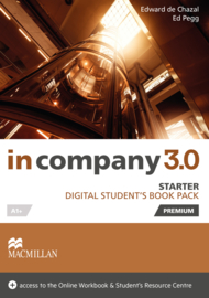 In Company 3.0 Starter Level Digital Student's Book Pack Premium