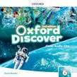 Oxford Discover Level 6 Class Audio CDs