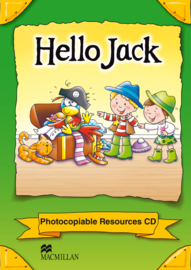 Hello Jack Photocopiables CD-ROM