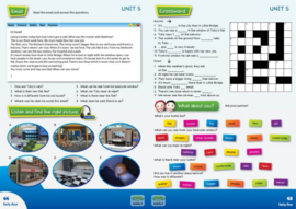 Little Bridge Activity Book Level 4