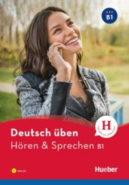 Hören & Sprechen B1 Boek met MP3-CD