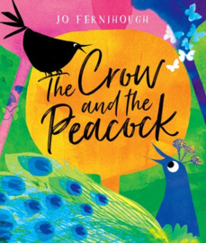 The Crow and the Peacock (Jo Fernihough)