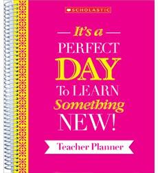 Teacher Inspiration Planner