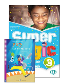 Super Magic 3 Student's Book