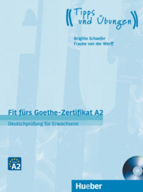 Fit fürs Goethe-Zertifikat A2 Leerboek met Audio-CD