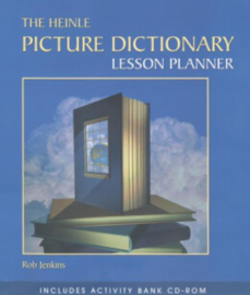 Heinle Picture Dictionary (adult) Lesson Planner with Activity Bank Cd-rom (x1)