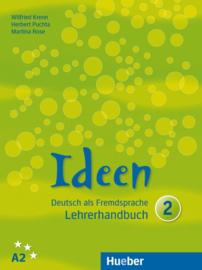 Ideen 2 Lerarenboek