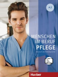 Menschen im Beruf - Verpleging A2 – Digitaal  Studentenboek
