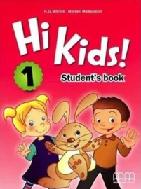 Hi Kids 1 S.b. (inc.cd) British Edition