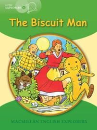 Little Explorers A -  The Biscuit Man Reader