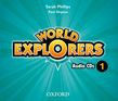 World Explorers Level 1 Class Audio Cds