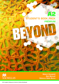 Beyond A2 Student's Book Premium Pack