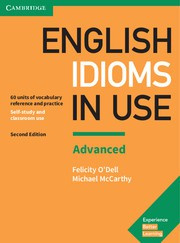 English Idioms in Use Advanced Second edition Book with answers