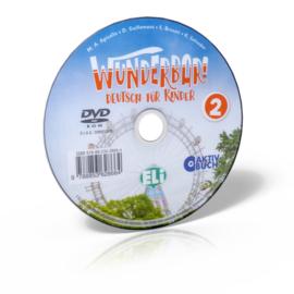 Wunderbar! 2 - Class Digital Book - Dvd