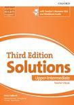 Solutions Upper-intermediate Teacher's Pack
