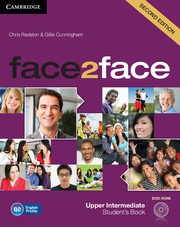 face2face Second edition UpperIntermediate Student's Book with DVD-ROM