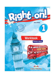Right On! 1 Workbook Teacher's Book With Digibook App (international)